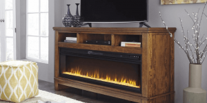 best fireplace tv stand