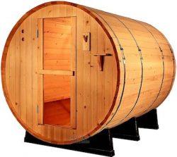 822-Ft-Canadian-Outdoor-Red-Cedar-Barrel-Sauna