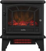 Duraflame-DFI-550-22-Freestanding-Infrared-Quartz-Fireplace-Stove