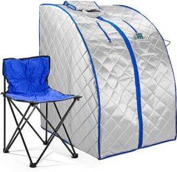 Durasage-Infrared-Portable-Indoor-Sauna