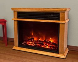 Lifesmart-Easy-Large-Room-Infrared-Fireplace