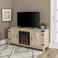 WE-Furniture-Farmhouse-Barn-Door-Wood-Fireplace-Stand-scaled